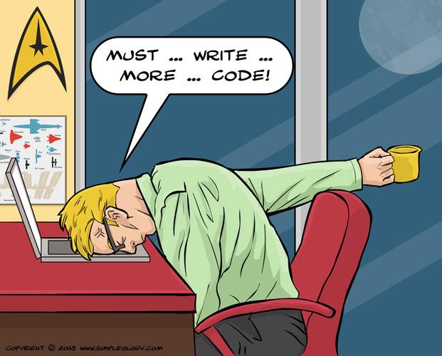 Typical Simpleology Programmer