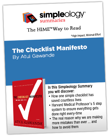 3 Minute Read That Can Make You Millions – Simpleology Blog